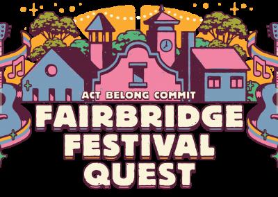 Act Belong Commit Fairbridge Festival Quest