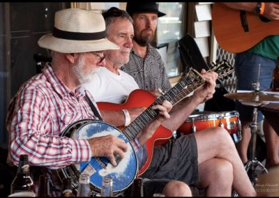 Bluegrass Slow Jam w/ Tom and The Lost Cores