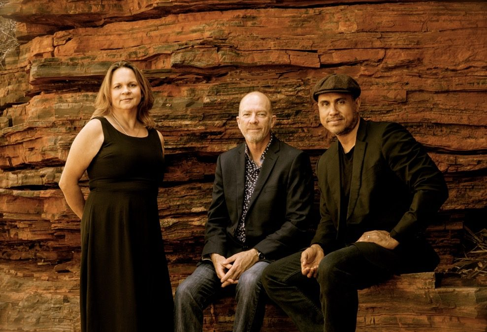 Gina Williams & Guy Ghouse with Russell Holmes and the Dolce Quartet