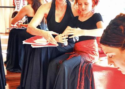 Lyn Martlew – Flamenco
