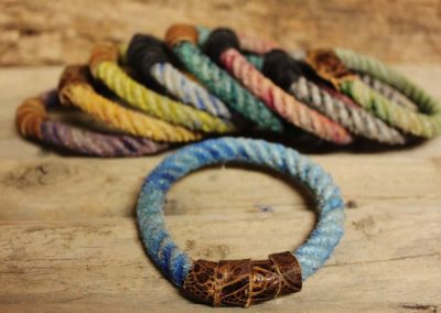 Recycled Rope Bracelets
