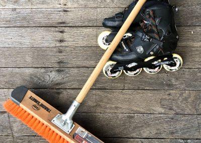 Skating Sweepers