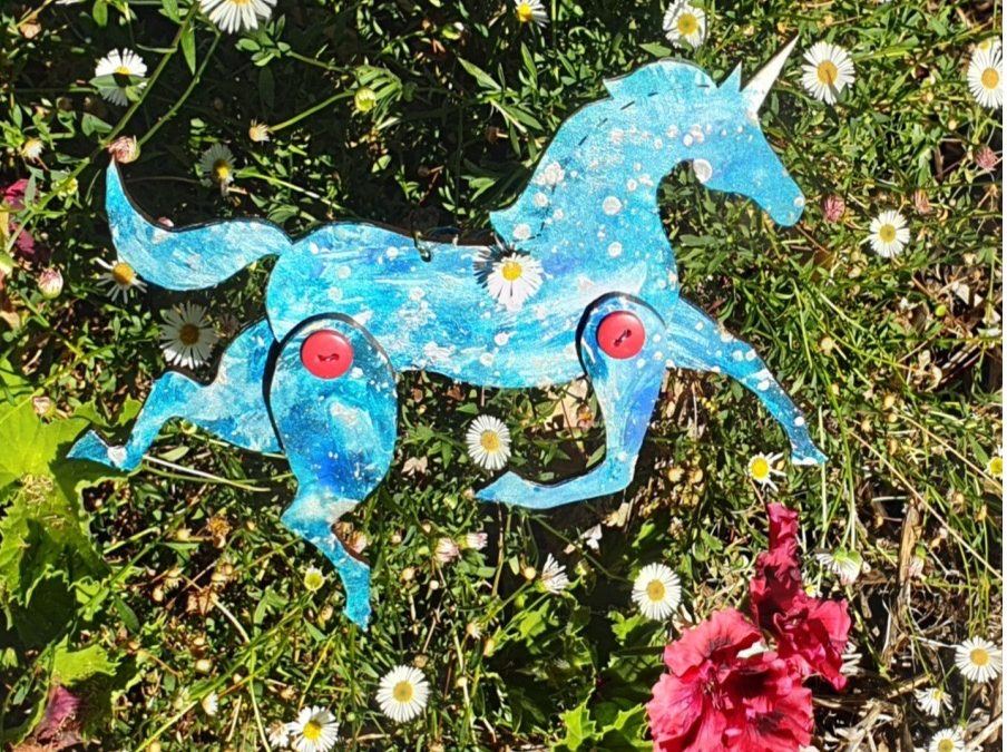 Unicorn Art w/ Marie Jacquier