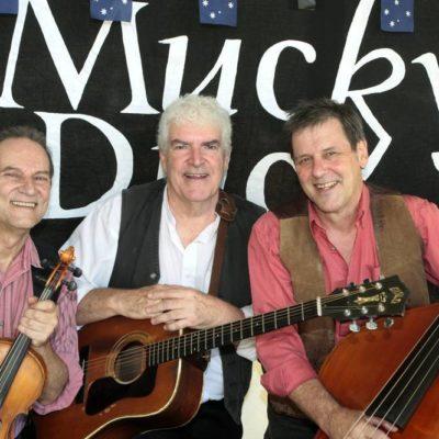 Mucky Duck Bush band